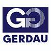 Logo Gerdau -  Ensaios Tecnológicos