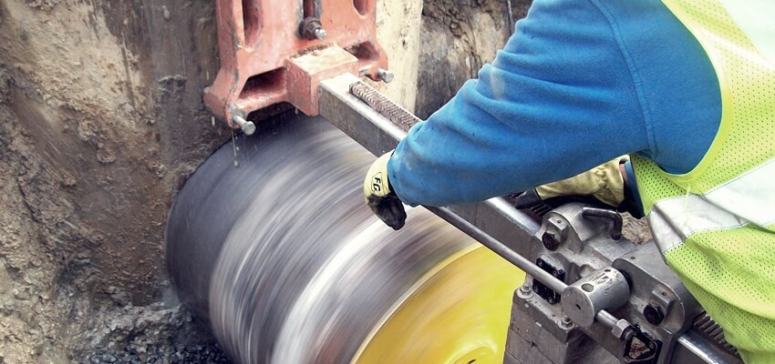 Perfuração em Concreto -  Tecnologia de Solos
